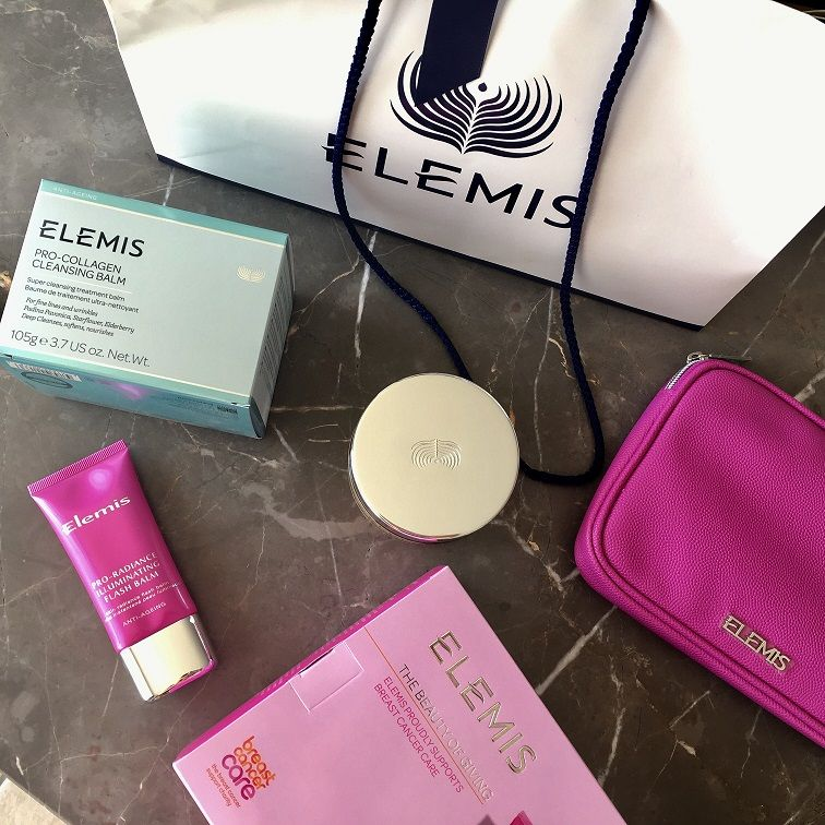 Dor loves Elemis Skincare