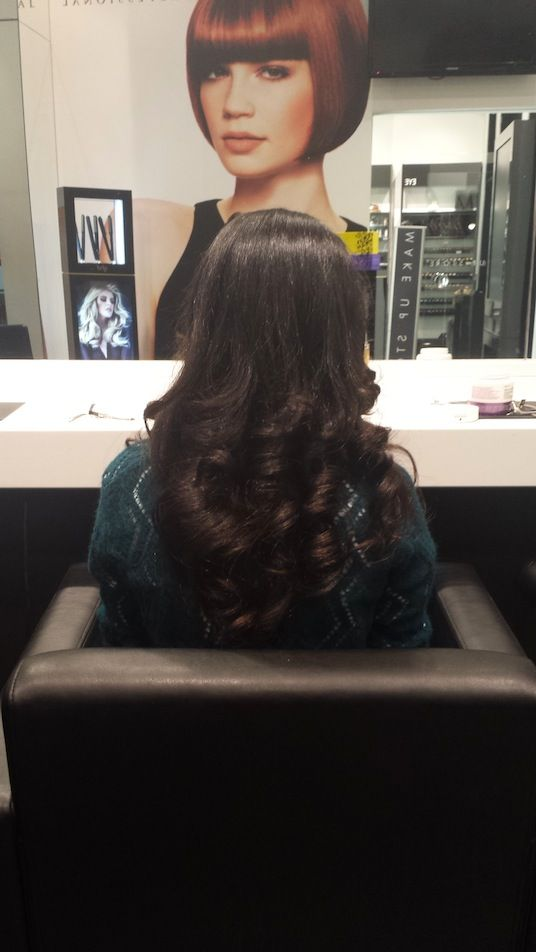 Once at Dean Gera Hair Care