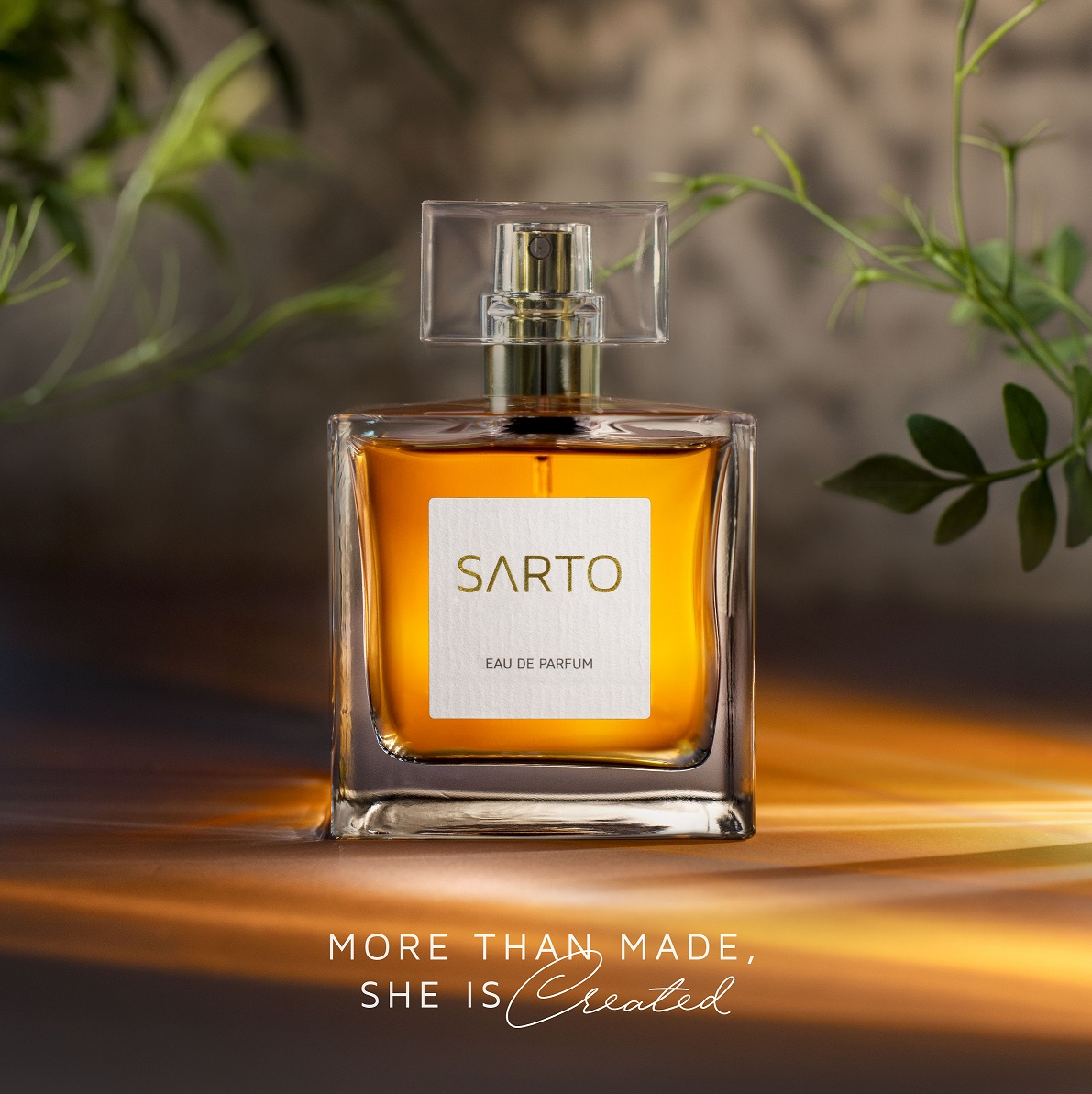 Dor loves: Introducing SARTO Eau De Parfum