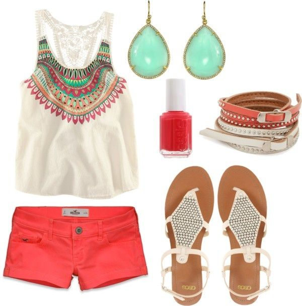 How do you like these summer combinations?